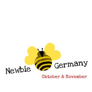 Logo Newbie Bee Germany Oktober November