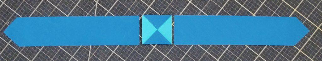 Milky way block blau Mittelteil