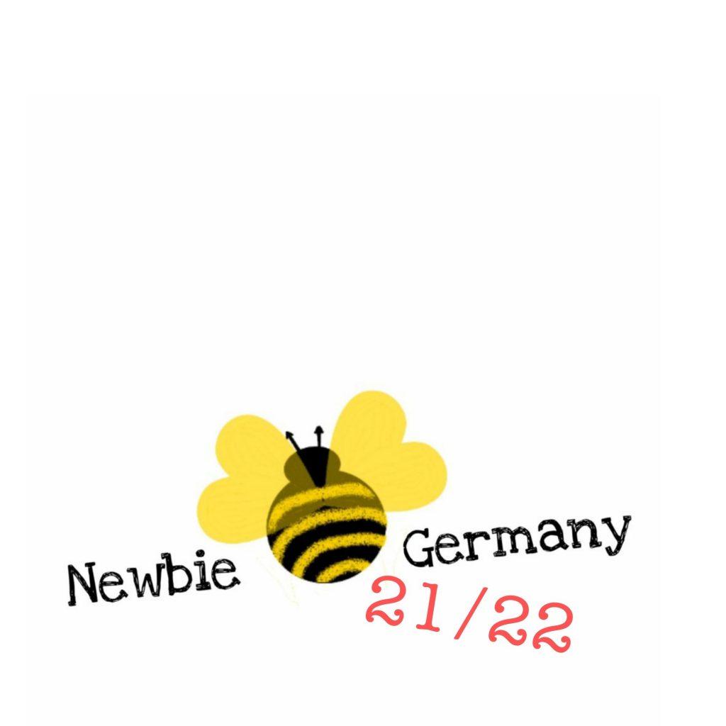 logo newbieBEEgermany 2021/22