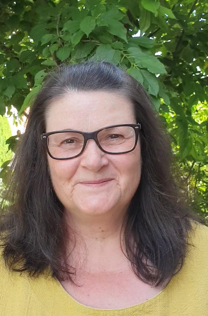 Porträt Ulrike Brauns